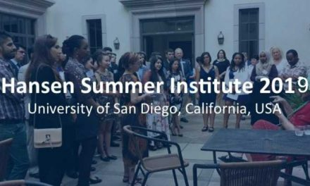 Hansen Summer Institute 2019 in USA | Fully Funded