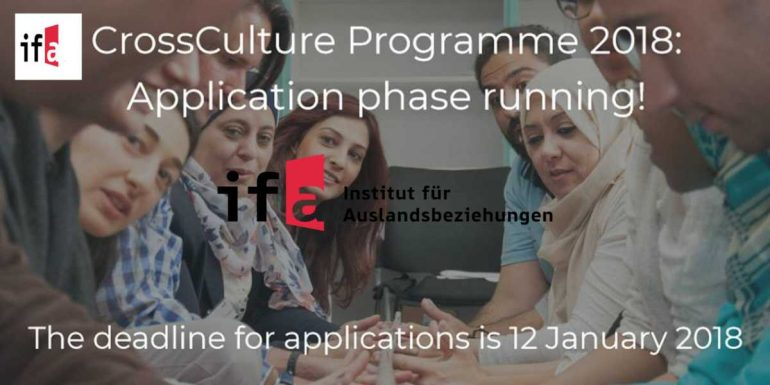 CrossCulture Programme (CCP) 2018 in Germany | Fully Funded Internship