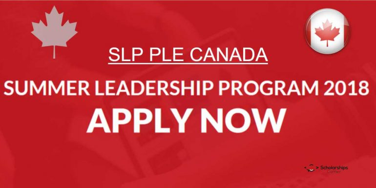 Summer Leadership Program 2018 in Canada