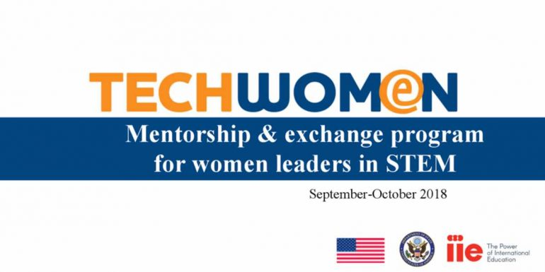 TechWomen – Emerging Leader Program 2018 in USA | Fully Funded