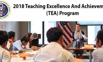 Fully Funded Teaching Excellence and Achievement TEA Program for Pakistan in USA