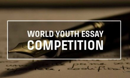 2018 World Youth Essay Competition (WYEC) | Cash Prizes & Trip to Germany