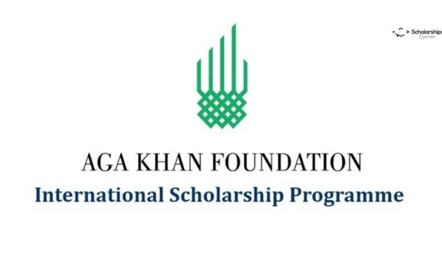 Aga Khan Foundation International Scholarship Programme 2018-19