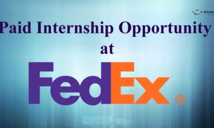 Paid Internship 2018 at Fedex in Arkansas, USA