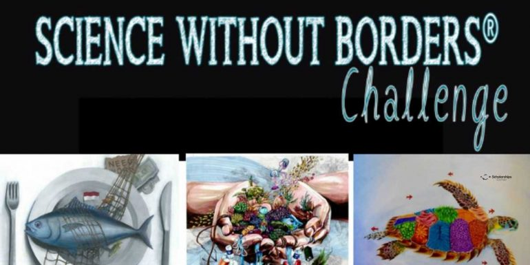 International Student Art Contest 2018-Science without Borders® Challenge