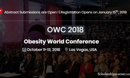 Obesity World Conference (OWC) 2018 in USA