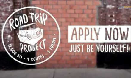 Road Trip Project Competition 2018   Fully Funded trip across Europe