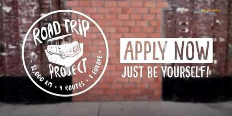 Road Trip Project Competition 2018 | Fully Funded trip across Europe