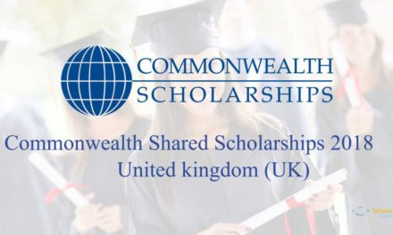 Commonwealth Shared Scholarships 2018 in UK | Commonwealth Scholarship