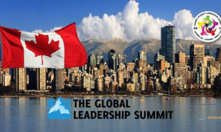 Global Student Leadership Summit 2018 in Canada