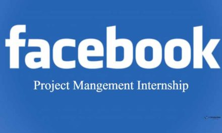 Project Management Internship at Facebook | Engineering Internship