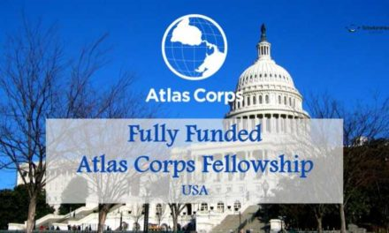 Fully Funded Atlas Corps Fellowship 2018-19 in USA