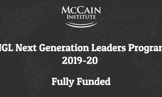 NGL Next Generation Leaders Program 2019-20 in USA | Fully Funded