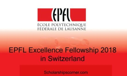 EPFL Excellence Fellowships for Master's Students in Switzerland