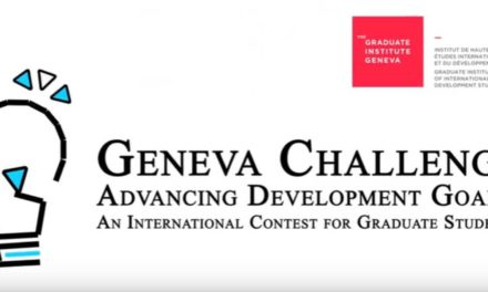 The Geneva Challenge 2018 | The Challenges of Climate Change