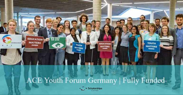 ACE Youth Forum in Germany 2018 | Fully Funded