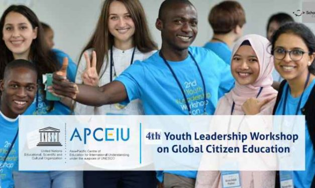 Fully Funded Youth Leadership Workshop 2018 in South Korea