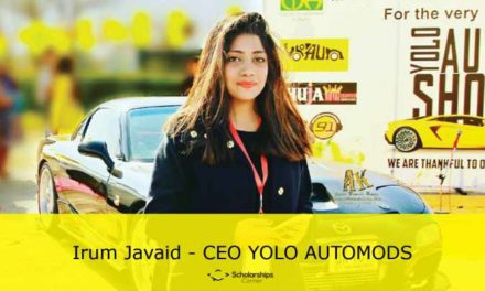 Irum Javaid – A Social Entrepreneur and Graphic designer
