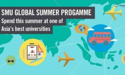 SMU Global Summer Programme 2018 in Singapore
