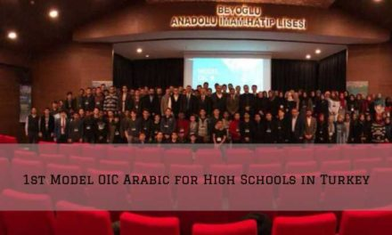 1st Model OIC Arabic for High Schools in Turkey