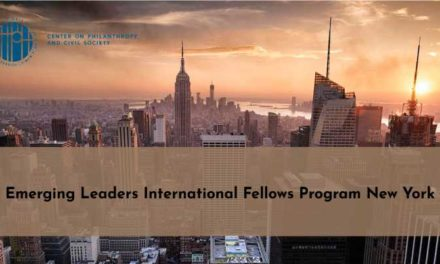 Emerging Leaders International Fellows Program 2018 in New York