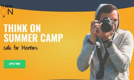 Funded Think On Summer Camp | Call for Mentors