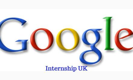 Paid Google Internship at United Kingdom (Uk)