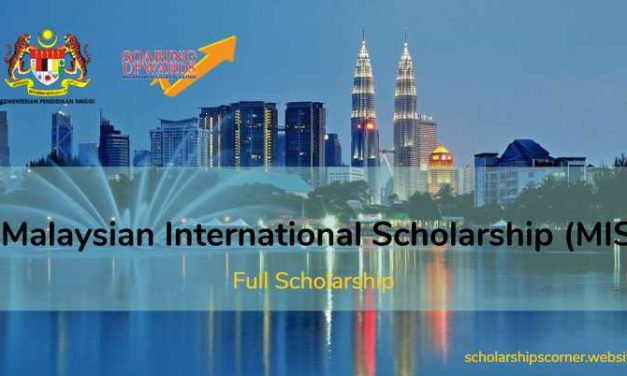Malaysian International Scholarship (MIS) | Full Scholarship