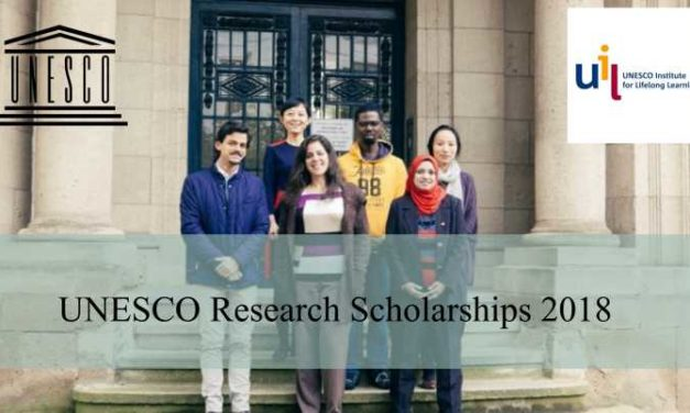 Fully Funded UNESCO Research Scholarships 2018 in Germany