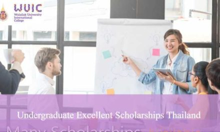 Walailak University Undergraduate Excellent Scholarships in Thailand