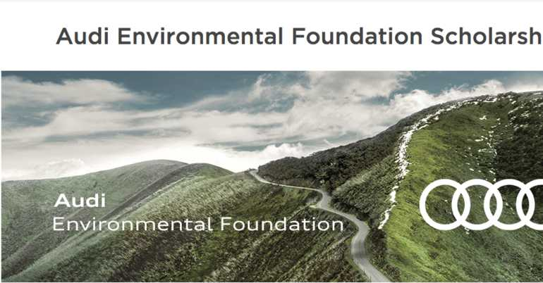 Fully-Funded Audi Environmental Foundation OYW Summit in Netherlands