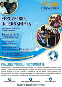 Summer Internship Program 2018
