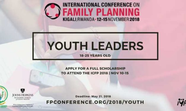 International Conference on Family Planning in Africa 2018 – Fully Funded