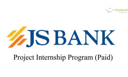 Paid Js Bank Project Internship Program 2018