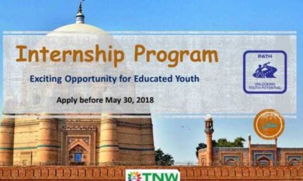 PATH Multan Internship Program 2018 – TNW Foundation