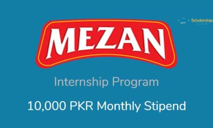 Mezan Group Summer Internship Program 2018 – 10,000 Monthly Stipend