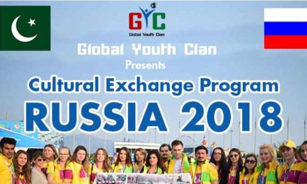 GYC Cultural Exchange Program Russia 2018 – Self Funded Program