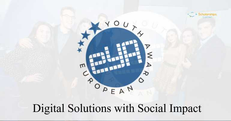 European Youth Award 2018 – Digital Solutions with Social Impact