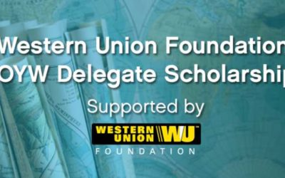 Fully Funded Western Union Foundation OYW Delegate Scholarship in The Netherlands