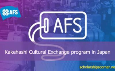 Fully Funded Exchange Program High School, FSc, A Levels, O levels students in Japan
