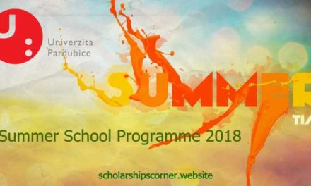 Summer School Programme 2018 in Czech Republic – Fully Scholarships Available