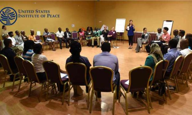 USIP Generation Change Fellows Program 2018 – Fully Funded