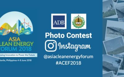 Asia Clean Energy Forum Photo Contest 2018