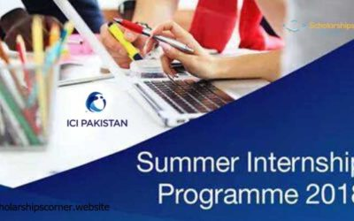 ICI Internship Program 2018 – Summer Internship