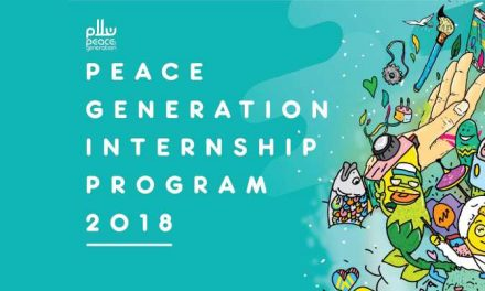 PeaceGeneration Paid Internship Program 2018 in Indonesia