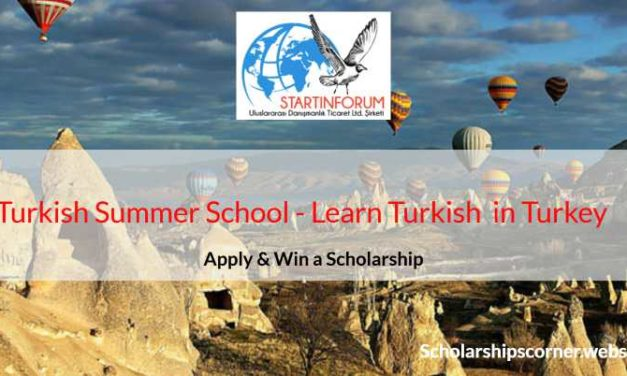 Turkish Summer School for Applicants from Pakistan (Apply & Win a Scholarship)