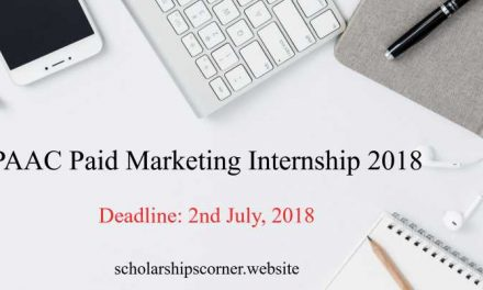 Pakistan American Culture Center Paid Marketing Internship 2018
