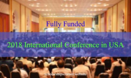 2018 International Conference in USA – Fully Funded