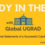 Global Ugrad Personal Statements