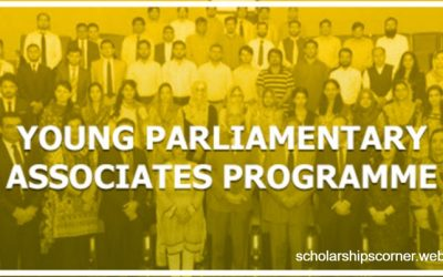 Young Parliamentary Associates (YPA) Programme 2018 – 19